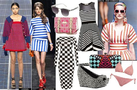 spring summer 2013 love monochrome and bold stripes my