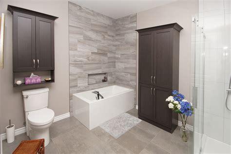 mur salle de bain salle de bain avec plancher 24x24 et murs de bain 12x24 c 233 ramique pelchat d 233 co