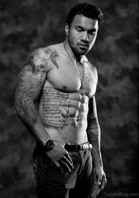 73 Best Rib Tattoos For Men