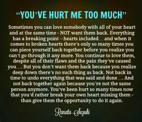 emotional breaking point quotes