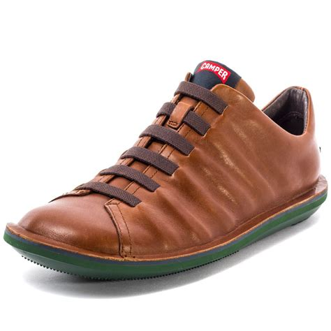 cer beetle mens casual shoes in brown