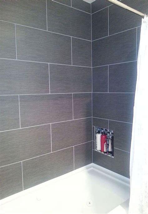 gray bathroom tile dark gray tile bathroom house decor ideas
