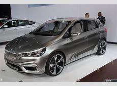 2013 NYIAS BMW Concept Active Tourer