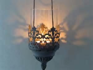 Glas Windlicht Zum Hängen : antik optik metall windlicht zum h ngen shabby chic h 40 ~ Bigdaddyawards.com Haus und Dekorationen