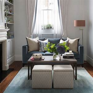 Small living room ideas ideal home for Living room ideas decorating pictures