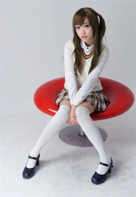 Teen Uniform Hot Japanese Mature Lesbian