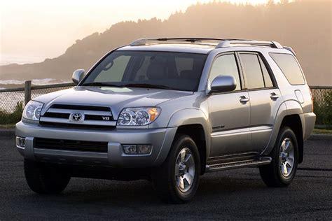 2003 Toyota 4runner Overview