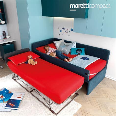 canap lit chambre ado chambre d ado avec lit canape modulable compact