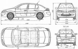 Manual Renault Megane Dynamique Diagram