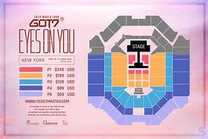 Got7 Is Bringing Their 2018 World Tour  U0026quot Eyes On You U0026quot  To