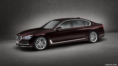 Bmw 7 Series Sedan 4k Wallpapers by 2017 Bmw M760li Xdrive V12 Excellence Side Hd