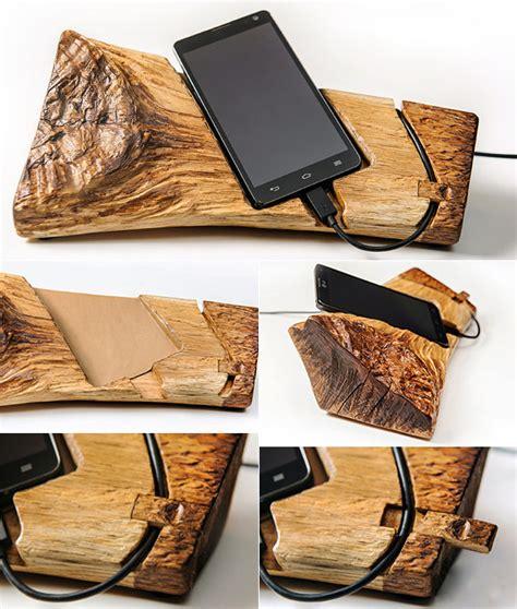 Selbstgemachte Deko Aus Holz by Bastelideen F 252 R Idock Aus Holz Freshouse
