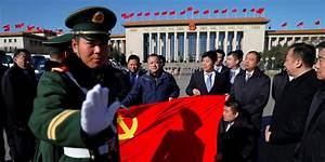 China's communist party is set to discuss new 5-year ...