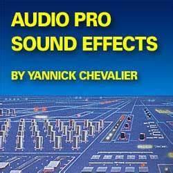 Audio Pro European Sound Effects Library | Sound Ideas ...