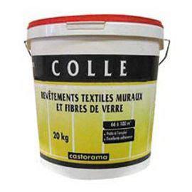 colle pour verre colle fibres de verre rev 234 tements textiles muraux 20kg castorama