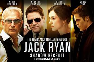 Review: Jack Ryan: Shadow Recruit « The Movie Evangelist