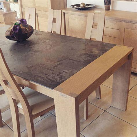 plateau de table sur mesure fabrication sur mesure de table en bois delorme meubles