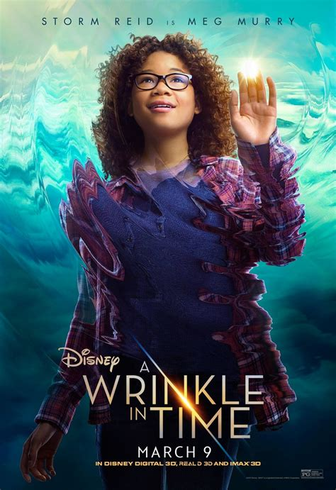 Wrinkle Time Gets Four Character Posters