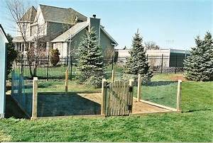 Garden Fence Ideas For Great Home And Garden