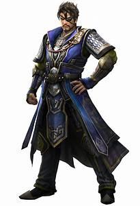 Xiahou Dun - Characters & Art - Dynasty Warriors 8
