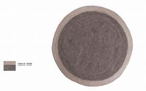 Tapis Rond Enfant : tapis enfant rond en feutre gris tapis de d coration pour chambre enfants ou chambre b b par ~ Teatrodelosmanantiales.com Idées de Décoration