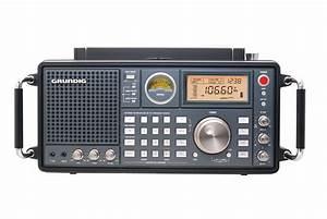 Eton Corporation Am  Fm  Shortwave Radio