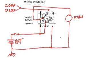 similiar 8 pin relay diagram keywords 11 pin relay wiring diagram