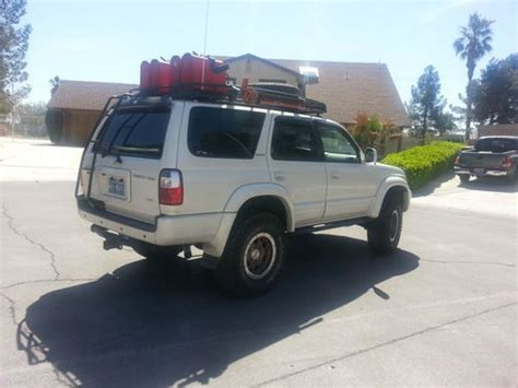 automobile air conditioning repair 2002 toyota 4runner transmission control purchase used 2002 toyota 4runner limited trd custom in las vegas nevada united states for