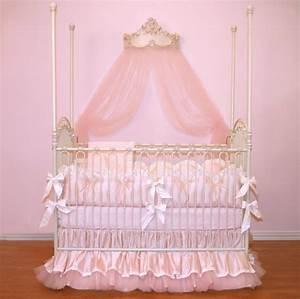 Baby Girl Crib Bedding Sets Pink - Home Furniture Design