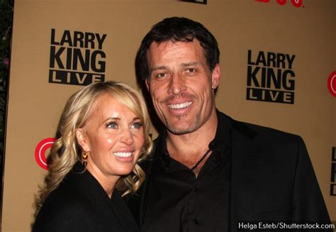 tony robbins  habits     money