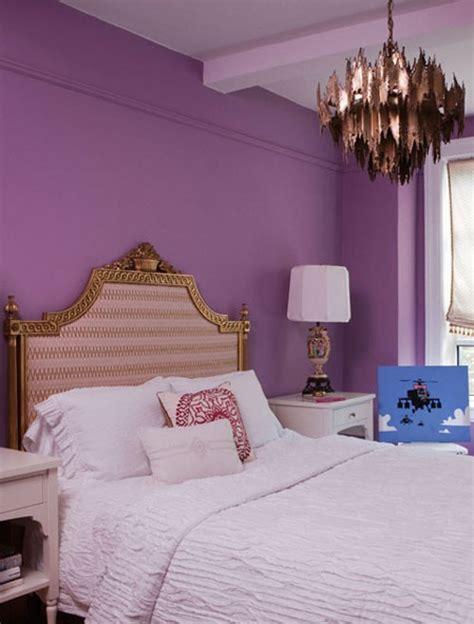 Turquoise Home Decor Ideas, Light Purple Bedroom Wall