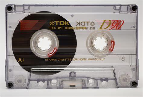 Audio Cassette by File Audio Cassette Front Jpg Wikimedia Commons