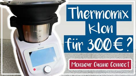 Thermomix Klon? Monsieur Cuisine Connect Test Lidl