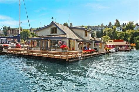 Boat Movies by Sleepless In Seattle Houseboat On Lake Union