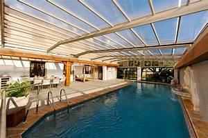 Abri Haut Piscine : abri piscine haut coulissant ~ Premium-room.com Idées de Décoration