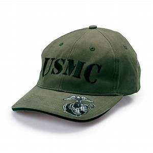 Vintage OD Green USMC Cover/hat