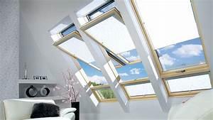 Velux Einbauset Innenverkleidung : dachfenster ~ Buech-reservation.com Haus und Dekorationen
