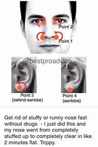 How To Get Rid Of Stuffy Nose Easily