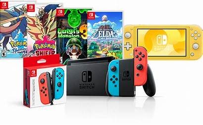 Nintendo Switch Ytv Contest System Games Lite