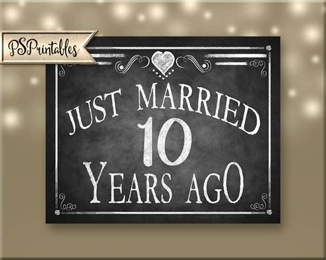 Printable 10th Anniversary Just Married Sign, Anniversary. Luxury Corporate Events Central Burglar Alarm. Best Phone For Verizon Gisele Plastic Surgery. Personal Loans In San Antonio Tx. Animation Music Videos Options Trading Forums