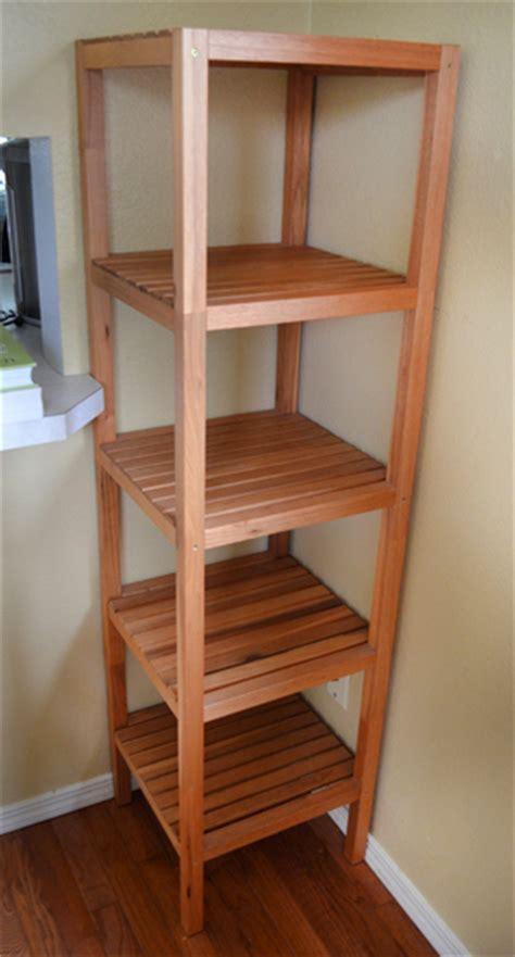 ikea corner shelf project downsize february update week 1 earnings and