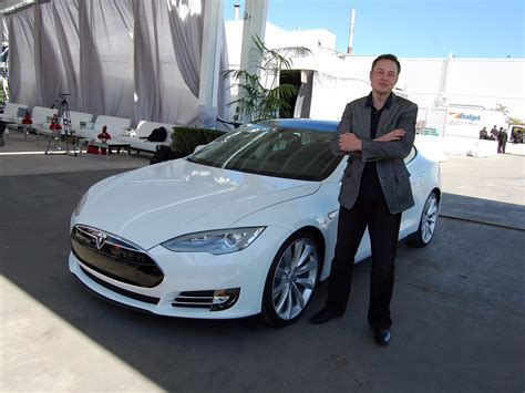 Elon Musk Just Announced 'ludicrous Mode' For The Tesla
