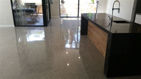 Residential Concrete Flooring Polished Concrete Flooring