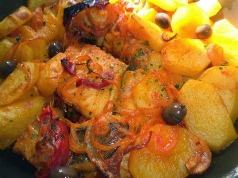 cuisine portugaise morue au four morue au four à la portugaise en mode portugal