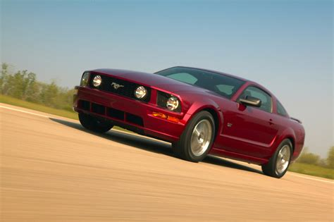 2006 Ford Mustang Horsepower 2006 ford mustang gt specs