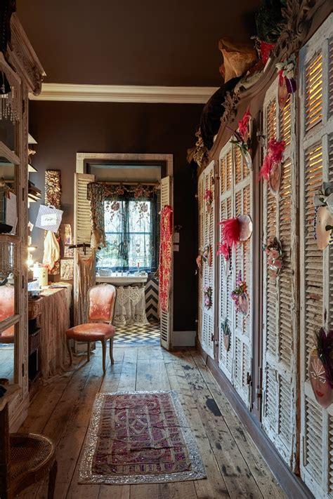 decordemon  boho glam apartment  interior designer