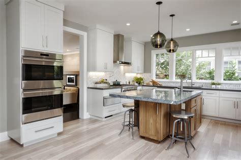 contemporary kitchen island pendants spotted in california home dwell