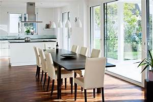 Küche Und Esszimmer : wohnzimmer und esszimmer in einem kleinen raum ihr traumhaus ideen ~ Markanthonyermac.com Haus und Dekorationen