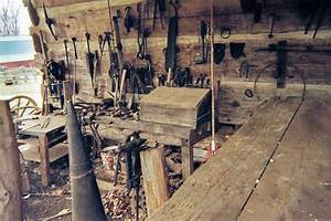 Museums-Inside-The-Blacksmith-Shop-And-Wheelwrights-Shop