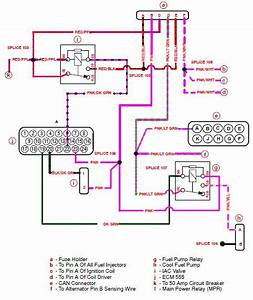 2012 Mercruiser 4 3 Mpi Fuel System Problem  Wiring Diagram Page  1